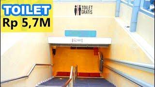Toilet Underground Yogyakarta, Semakin Nyaman Berwisata Ke Jogja Malioboro