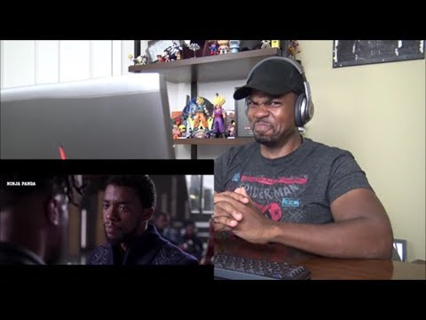 BLACK PANTHER | Unnecessary Censorship | Try Not to Laugh - REACTION!!!
