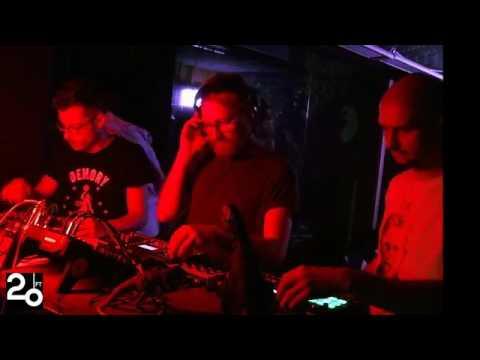 DSCRD & Vadim Griboedov Live Jam @ 20FT radio Kiev
