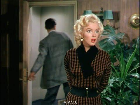 Marilyn Monroe In ' Gentlemen Prefer Blondes' - ' If You've Nothing More To Say, Pray, Scat'