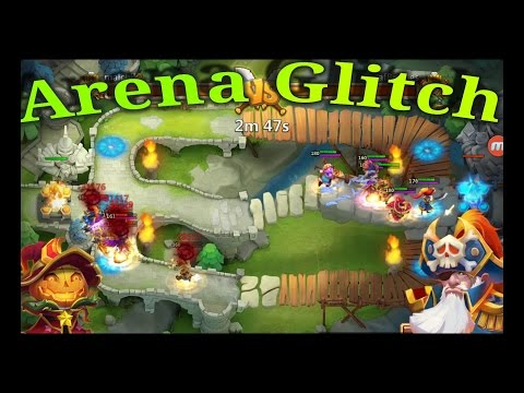 Arena Defense Glitch