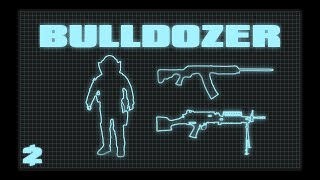 *OUTDATED* PAYDAY 2: The Bulldozer - How to Kill #3