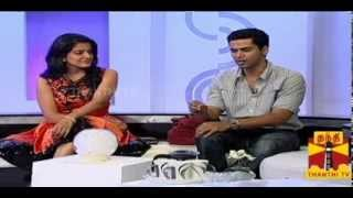 NATPUDAN APSARA - Singer Krish & Actress Vishakha  Seg-2 Thanthi TV 21.12.2013