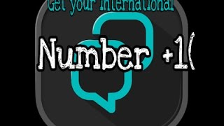 How to use primo app and get international number for WhatsApp | Facebook primo new app 2017