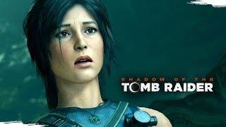SHADOW OF THE TOMB RAIDER - O Início de Gameplay, em Português PT-BR!