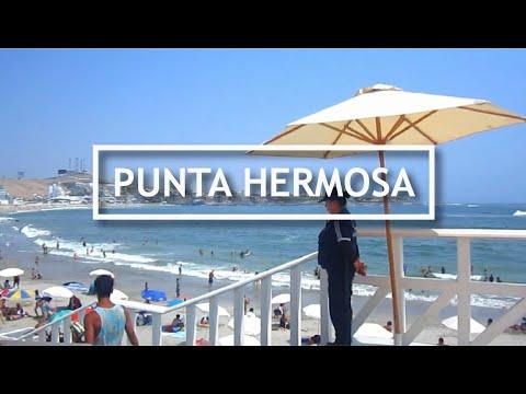 Punta Hermosa y sus playas