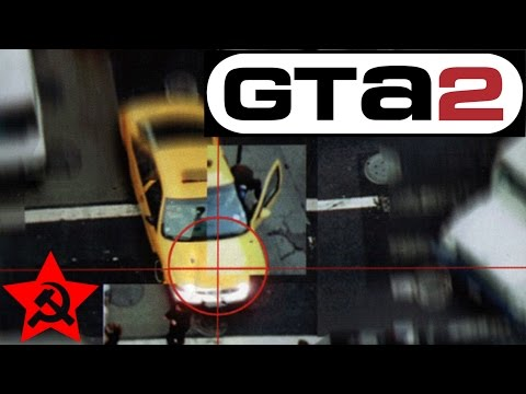 Grand Theft Auto 2 Longplay -Russian Mafia, Industrial Distr