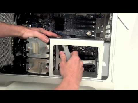 mac pro repair fans heat sink and processor removal youtube rh youtube com New Mac Pro Mac Pro 3.1 Specifications