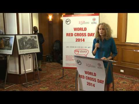 World Red Cross Red Crescent Day: Mary Werntz's address