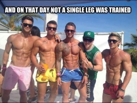 leg day Don't Skip please - workout fails