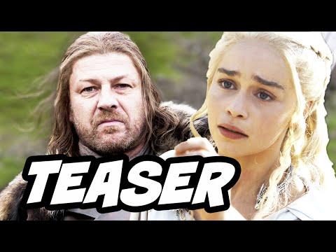 Game Of Thrones Season 6 Behind The Scenes Teaser Breakdown