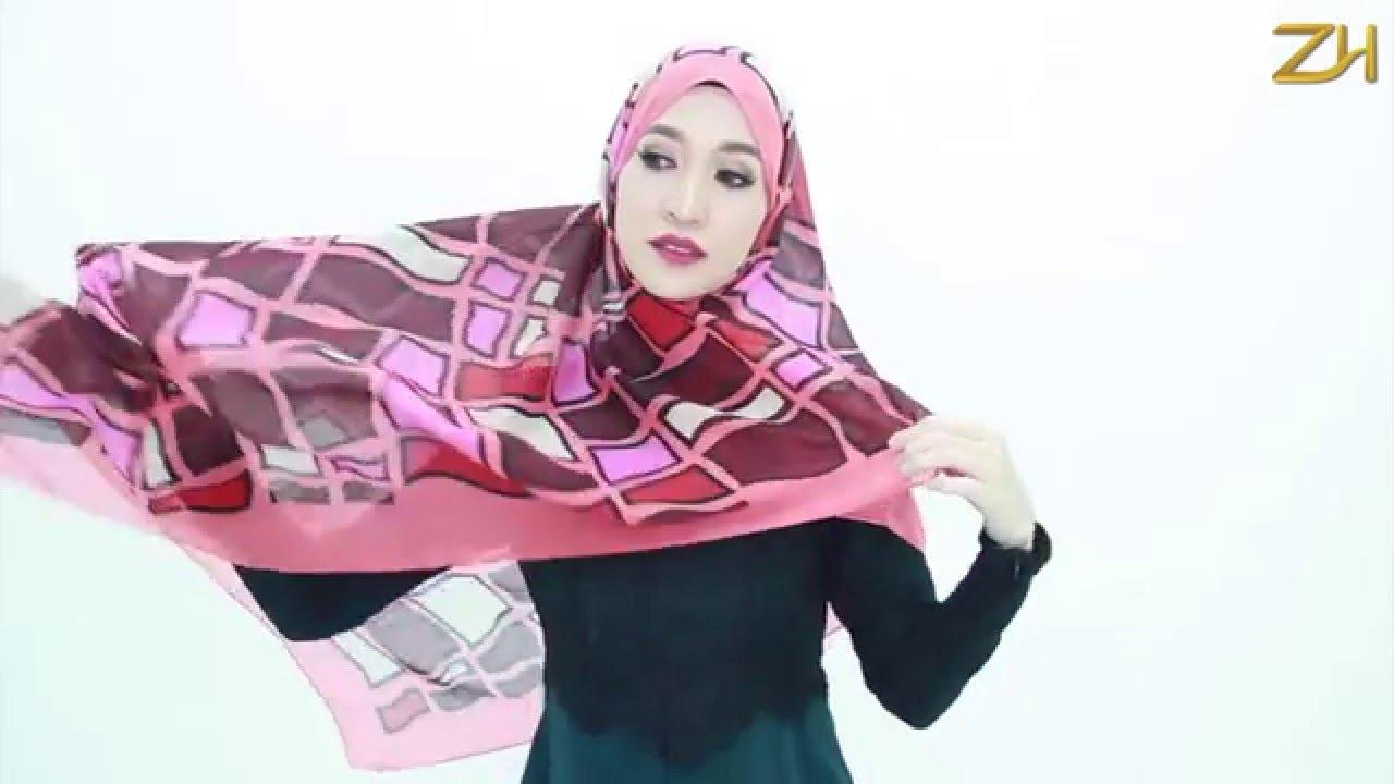 Kumpulan Tutorial Cara Memakai Jilbab Keren Simple Cepat Mudah