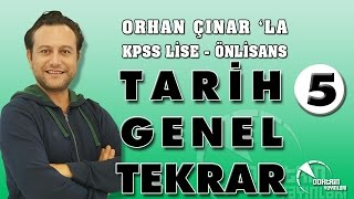 dr orhan inar lise nlisans tarih genel tekrar 05
