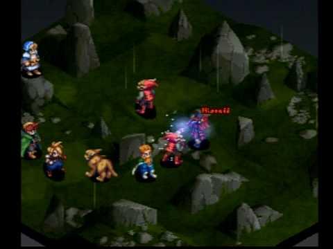 Final Fantasy Tactics Gameplay HQ YouTube