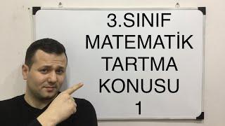 Gambar cover 3.SINIF MATEMATİK TARTMA KONU ANLATIMI 1  #kadirhoca
