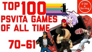Top 100 PS Vita games of all time Part 4: 70-61