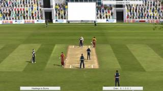Cricket Captain 2015 PC Gameplay [60FPS]