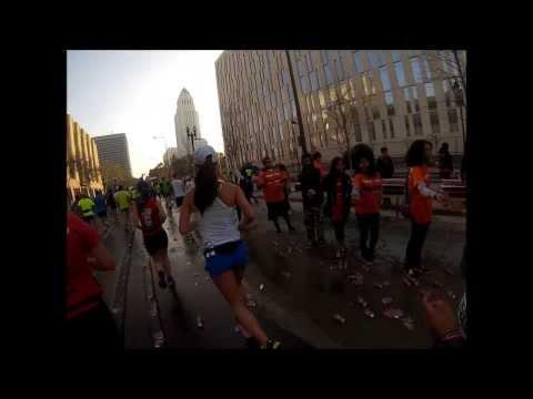 LA Marathon:  Stadium to the Sea