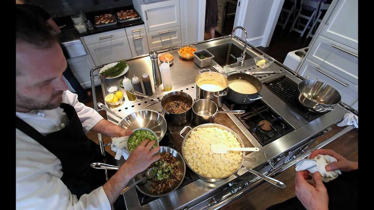 Cuisiniere A Bois La Cornue table de cuisson au gaz : la rolls-royce des cuisiniers - la