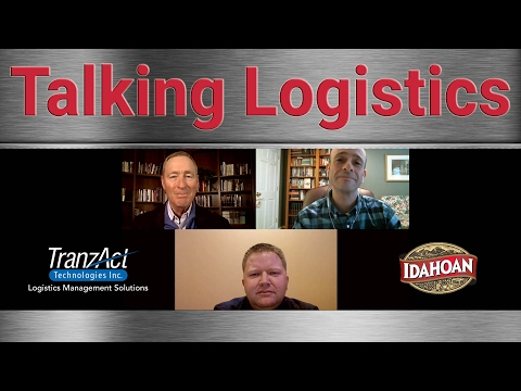 Talking Logistics - How TranzAct's Constellation TMS Helped Idahoan Achieve Transportation Savings