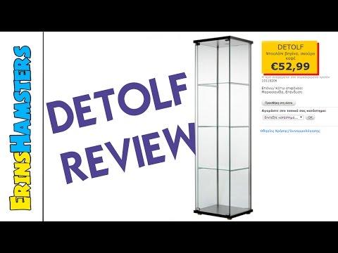 Ikea Detolf Hamster Cage | Large, Affordable Enclosure (163 x 43cm)