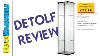 Ikea Detolf Cage Review