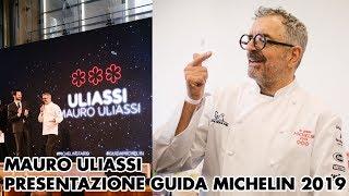 Mauro Uliassi, arriva la Terza Stella Michelin