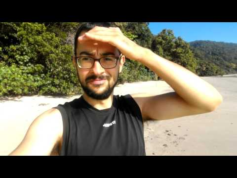 Beach of Cape Tribulation (Australia)