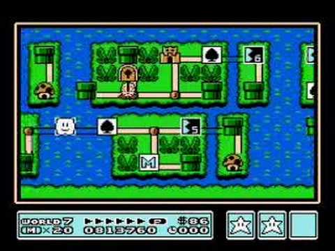 Super Mario Bros  3 - World 7 in 10:23 01 (1/2)