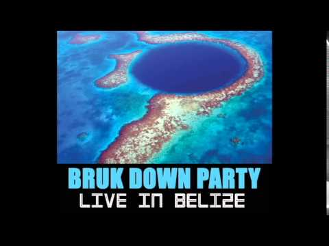 Bruk Down Party Belize by Anthony Brown - A Man of Yawyah
