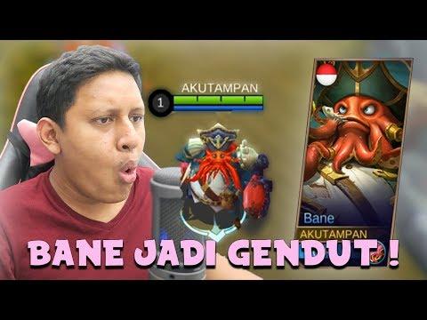 REWORK BANE JADI SAKIT BANGET !! - Mobile Legends Indonesia