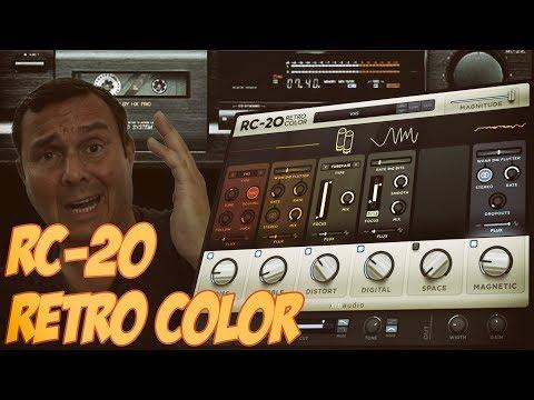 RC-20 Retro Color [XLN Audio]