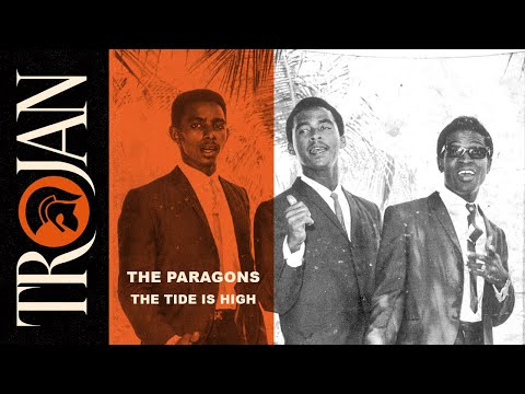 """The Paragons - """"The Tide Is High"""" (Official Audio)"""