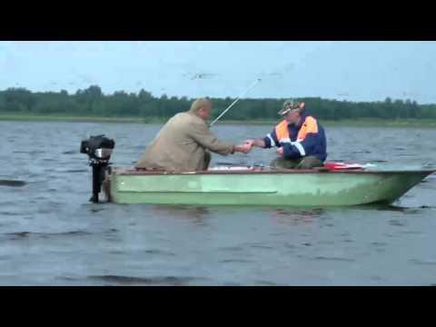 рыбалка подвесные лодочные моторы