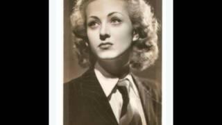 """Danielle Darrieux """"l'amour m'emporte""""  1953"""