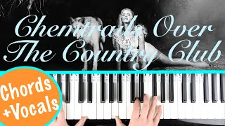 """How to play """"CHEMTRAILS OVER THE COUNTRY CLUB"""" - Lana Del Rey 