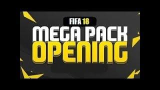 FIFA 18 ROMANIA # MEGA PACK OPENING # 12000 FIFA POINTS !!