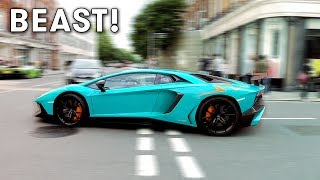 Supercars in London June 2017 Part 1