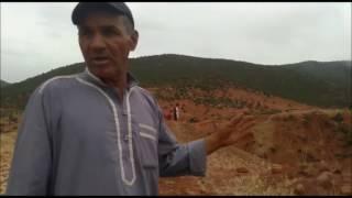 سكان يكشفون هوية المتسبب باندلاع حريق بإحدى غابات الحوز