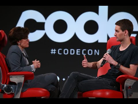 Snap CEO Evan Spiegel | Full interview | 2018 Code Conference ...
