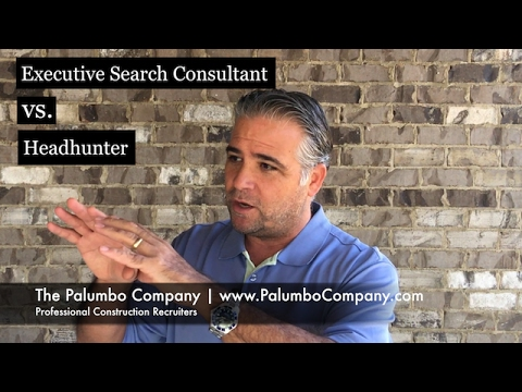Executive Search Consultant vs. Headhunter? What's the Difference?