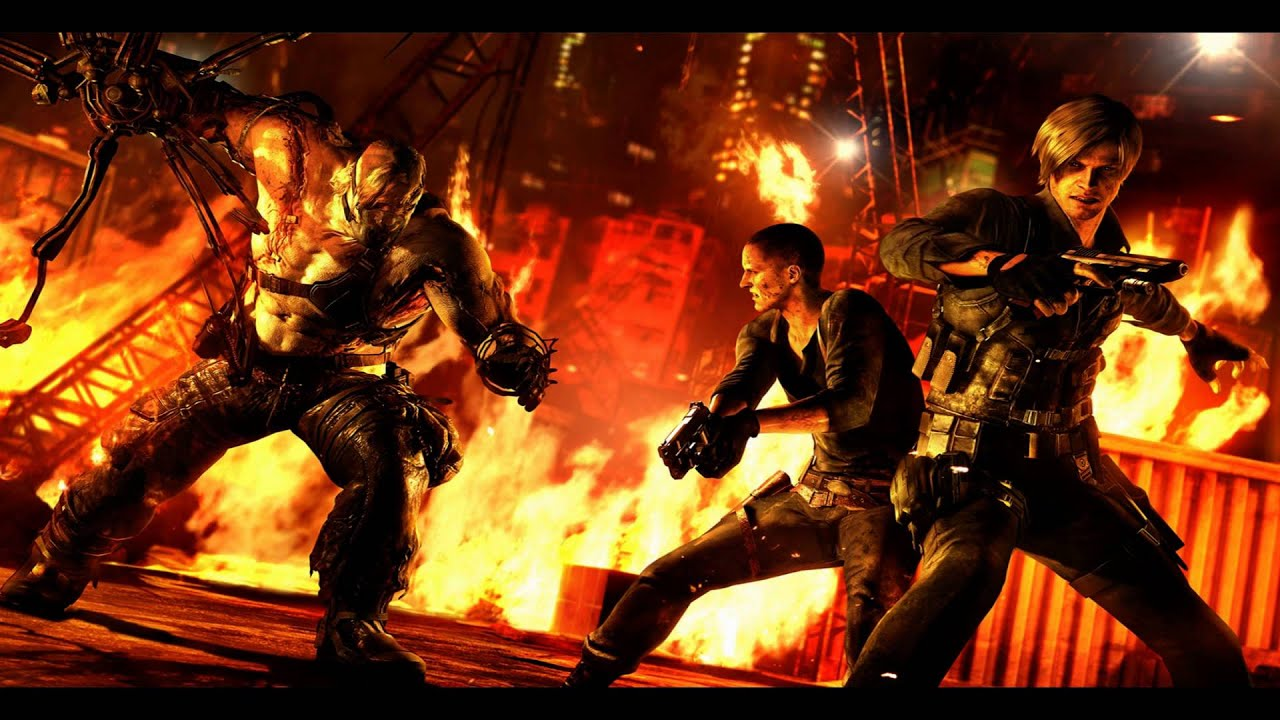 20 Resident Evil 6 Agent Pictures And Ideas On Meta Networks