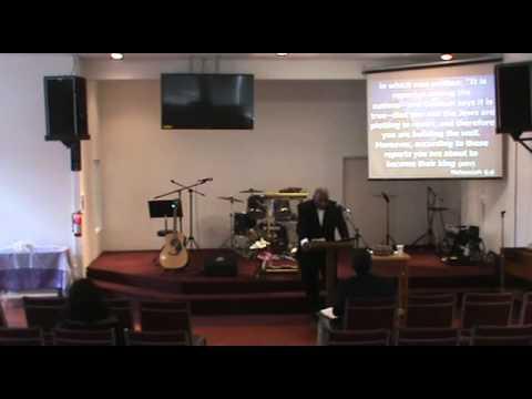 Christian Outreach Centre, Marin County - March 2, 2014