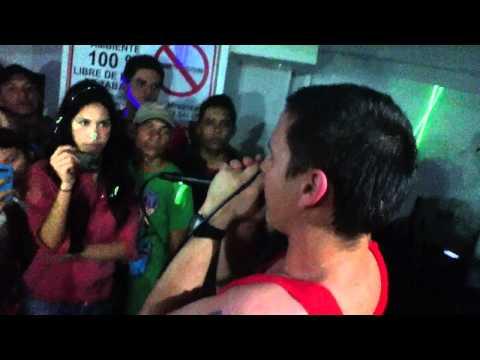 Canserbero en vivo - Pensando en ti  ( Kilauea Bar - Barquisimeto)  Jamz Sessions
