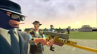 TF2 - Spy's Definition of Overkill