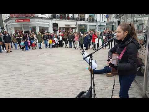 Leona Lewis Bleeding Love by Allie Sherlock