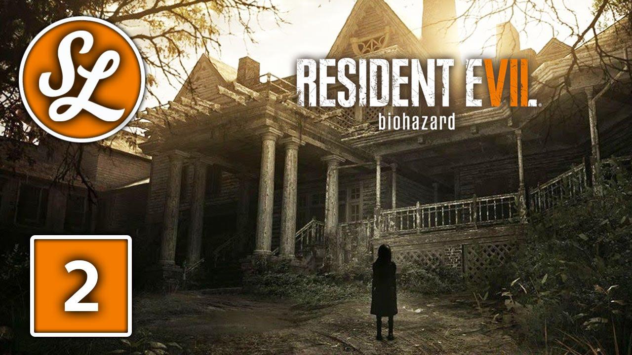 Resident Evil 7 Demo Finger