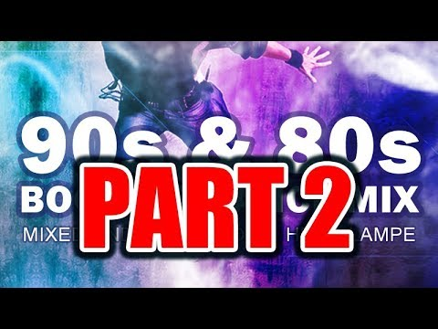 90s & 80s Bootleg Dance Mix Part 2/3