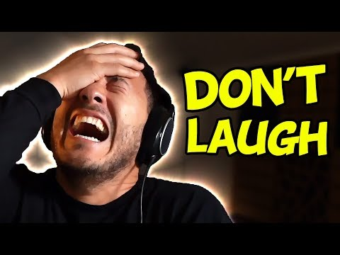 Pablo - TRY NOT TO LAUGH CHALLENGE