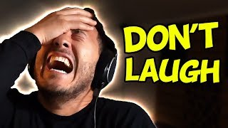 Try Not To Laugh Challenge #22